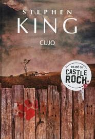 okładka Cujo, Książka   Stephen King