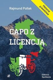 okładka Capo z licencją Cena odwagi cywilnej, Książka | Rajmund Pollak