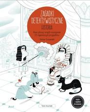 okładka Zagadki detektywistyczne Historia, Książka | Escandell Victor