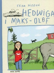 okładka Hedwiga i Maks Olof, Książka | Nilsson Frida