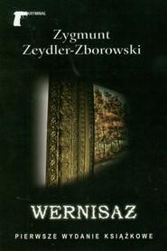 okładka Wernisaż, Książka | Zygmunt Zeydler-Zborowski