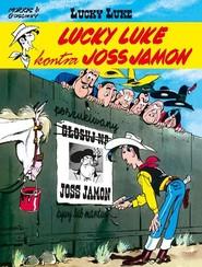 okładka Lucky Luke kontra Joss Jamon, Książka | René Goscinny, Morris .
