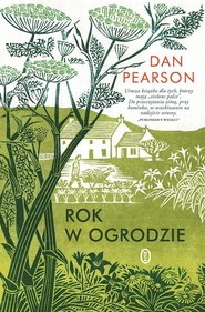okładka Rok w ogrodzie, Książka | Pearson Dan