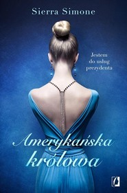 okładka Nowy Camelot 1 Amerykańska królowa, Książka | Sierra Simone