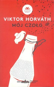 okładka Mój czołg, Książka   Horvath Viktor
