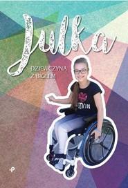 okładka Julka - dziewczyna z biglem, Książka | Wojciechowska Aneta