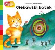 okładka Ciekawski kotek, Książka | Dmitroca Zbigniew