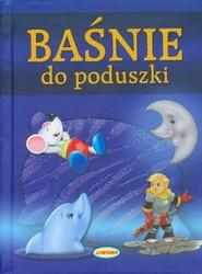 okładka Baśnie do poduszki, Książka  