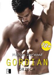 okładka Gordian Tom I Grzech, Książka | Melissa Darwood