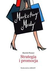 okładka Marketing Mody Strategia i promocja, Książka | Posner Harriet