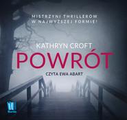 okładka Powrót, Audiobook | Kathryn Croft
