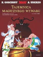 okładka Asteriks i Obeliks Tajemnica magicznego wywaru, Książka   Gay Olivier