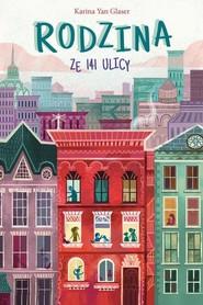 okładka Rodzina ze 141 ulicy, Książka | Yan-Glaser Karina