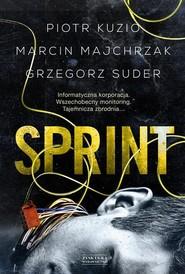 okładka Sprint, Książka | Piotr Kuzio, Marcin Majchrzak, Grzegorz Suder