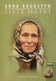 okładka Listy matki 2 Książka z płytą CDmp3, Książka | Augustyn Anna