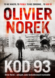 okładka Kod 93, Książka   Norek Olivier