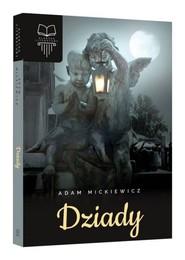 okładka Dziady / SBM, Książka | Adam Mickiewicz