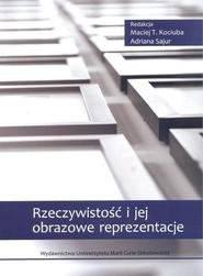 okładka Rzeczywistość i jej obrazowe reprezentacje, Książka |