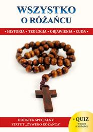okładka Wszystko o różańcu, Książka | Wacław Stefan Borek