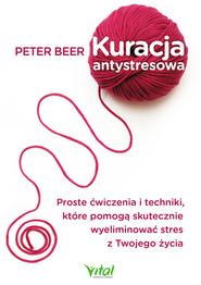 okładka Kuracja antystresowa, Książka | Beer Peter