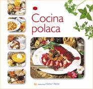 okładka Cocina polaca Kuchnia polska wersja hiszpańska, Książka | Byszewska Izabella