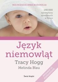 okładka Język niemowląt, Książka   Tracy Hogg, Melinda Blau
