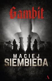 okładka Gambit, Książka | Maciej Siembieda