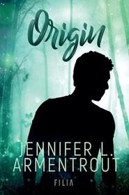okładka LUX Tom 4 Origin edycja specjalna, Książka | Armentrout Jennifer L.