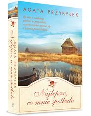 okładka Najlepsze, co mnie spotkało, Książka   Agata Przybyłek