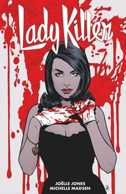 okładka Lady Killer Tom 2, Książka | Joelle Jones, Michelle Madsen