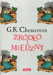 okładka Źródło i mielizny, Książka | G.K. Chesterton