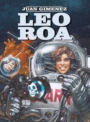 okładka Leo Roa, Książka   Gimenez Juan