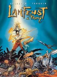 okładka Lanfeust z Troy Tom 1, Książka   Christophe Arleston, Didier Tarquin