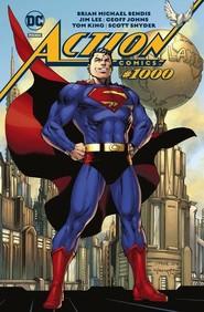 okładka Superman Action Comics #1000, Książka | Brian Michael Bendis, Geoff Johns, Tom King, Scott Snyde