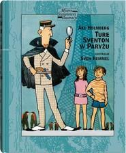 okładka Ture Sventon w Paryżu, Książka | Holmberg Ake