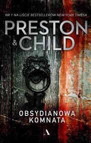 okładka Obsydianowa komnata, Książka | Douglas Preston, Lincoln Child