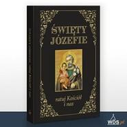okładka Święty Józefie ratuj Kościół i nas, Książka | Błażusiak Jarosław