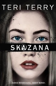 okładka Skazana, Książka | Terry Teri