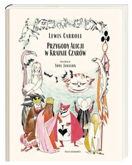 okładka Przygody Alicji w Krainie Czarów, Książka | Lewis Carroll