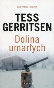 okładka Dolina umarłych, Książka   Tess Gerritsen