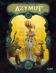 okładka Azymut tom 1 Poszukiwacze zaginionego czasu, Książka | Wilfrid Lupano, Jean-Baptiste Andreae