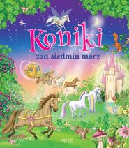okładka Koniki zza siedmiu mórz, Książka | King Karen