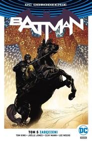 okładka Batman Tom 5 Zaręczeni, Książka | Tom King