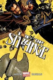 okładka Doktor Strange, Książka | Aaron Jason