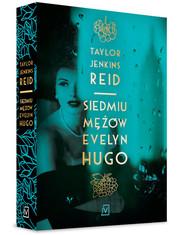 okładka Siedmiu mężów Evelyn Hugo, Książka | Jenkins Reid Taylor