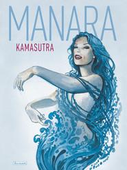 okładka Kamasutra, Książka | Milo, Manara
