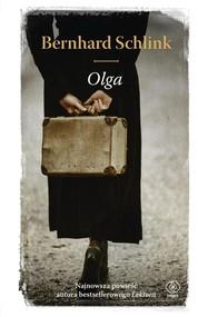 okładka Olga, Książka | Bernhard Schlink