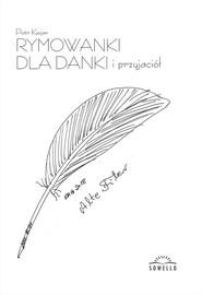 okładka Rymowanki dla Danki i przyjaciół, Książka | Kocjan Piotr