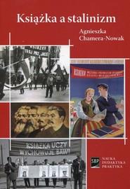 okładka Książka a stalinizm, Książka | Chamera-Nowak Agnieszka