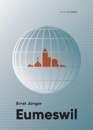 okładka Eumeswil, Książka | Ernst  Jünger